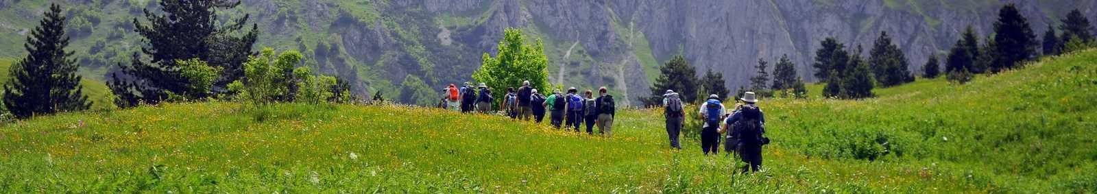 Walking in Bosnia and Herzegovina