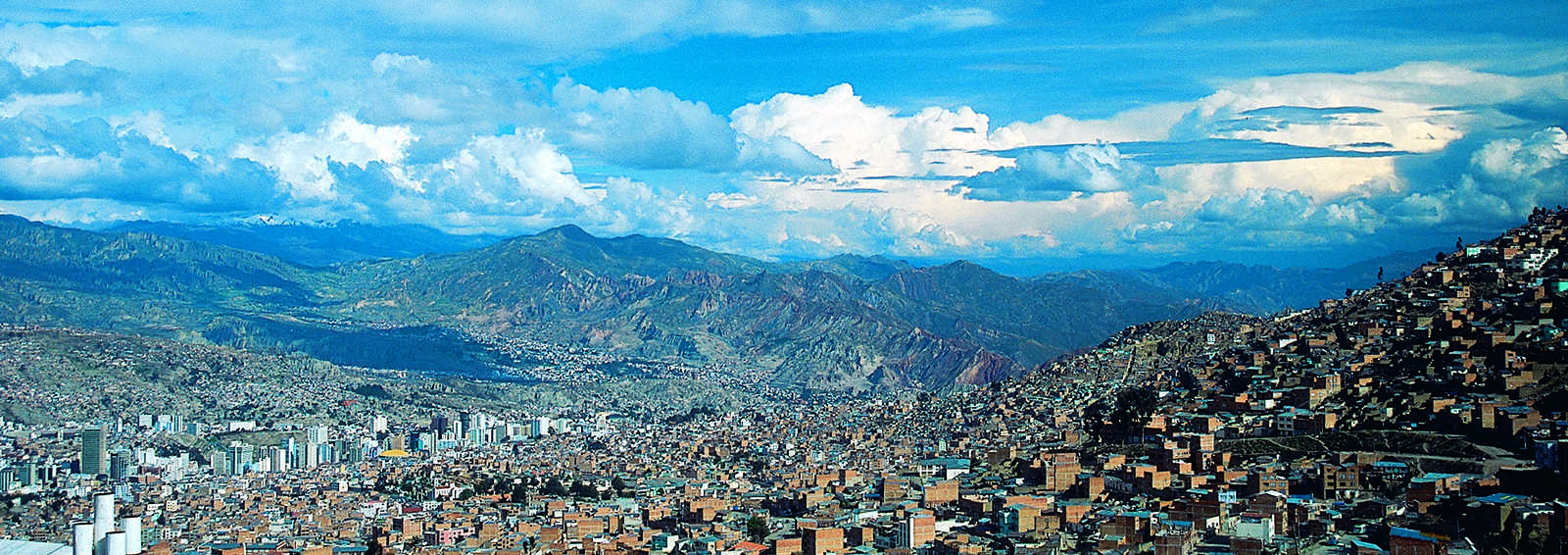 Vista of La Paz