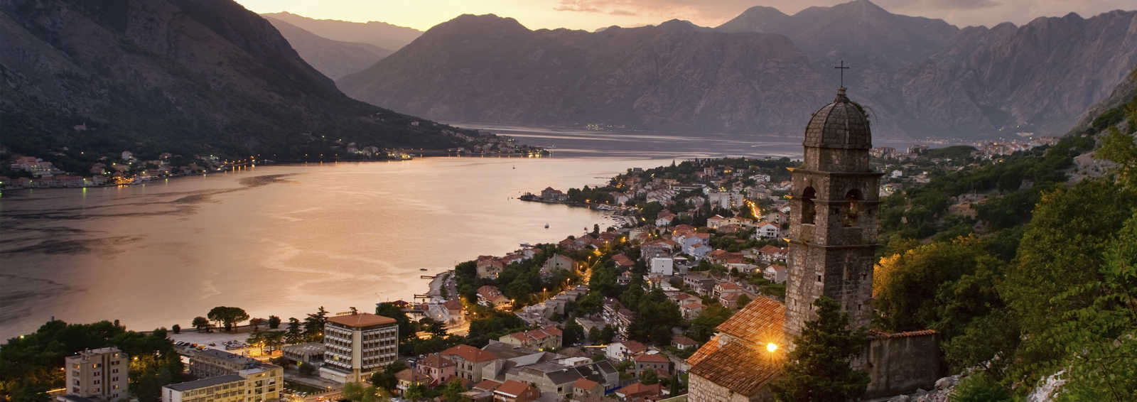 Our Lady of Health Church - Kotor, Montenegro