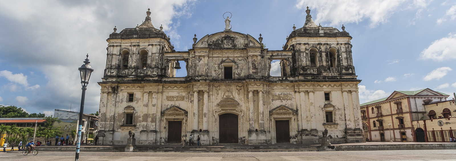 Cathedral, Leon, Nicaragua