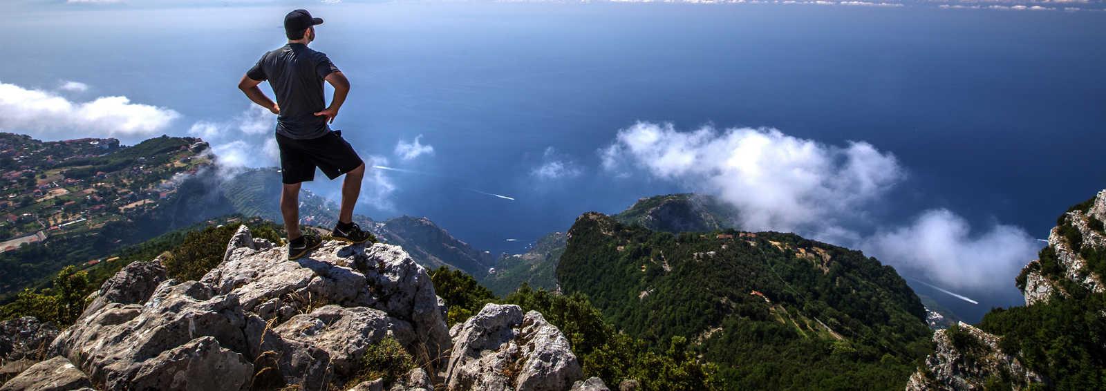 Amalfi Coast, Monte Tre Calli