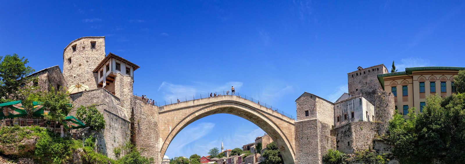 Stari Most, Mostar, Bosnia & Herzegvina