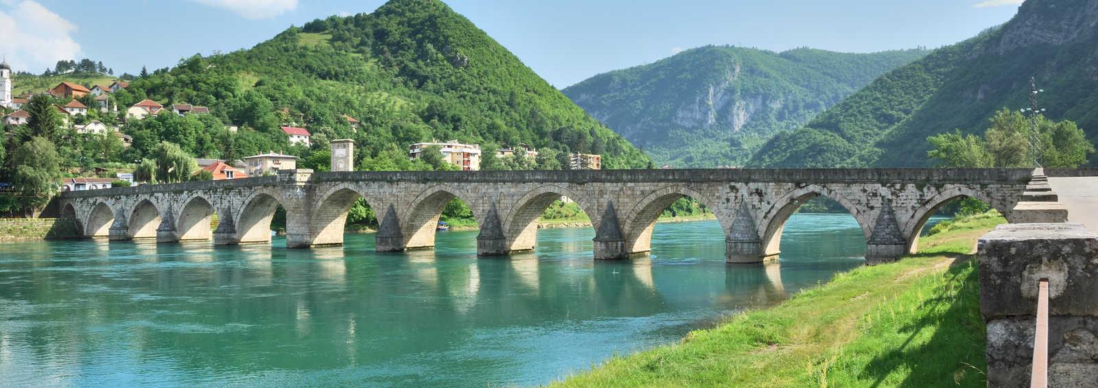 Mehmed Paša Sokolović Bridge, Bosnia and Hezegovina