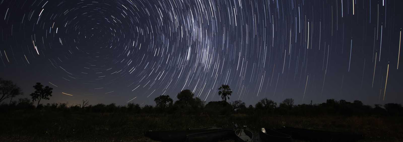 Okavango stars