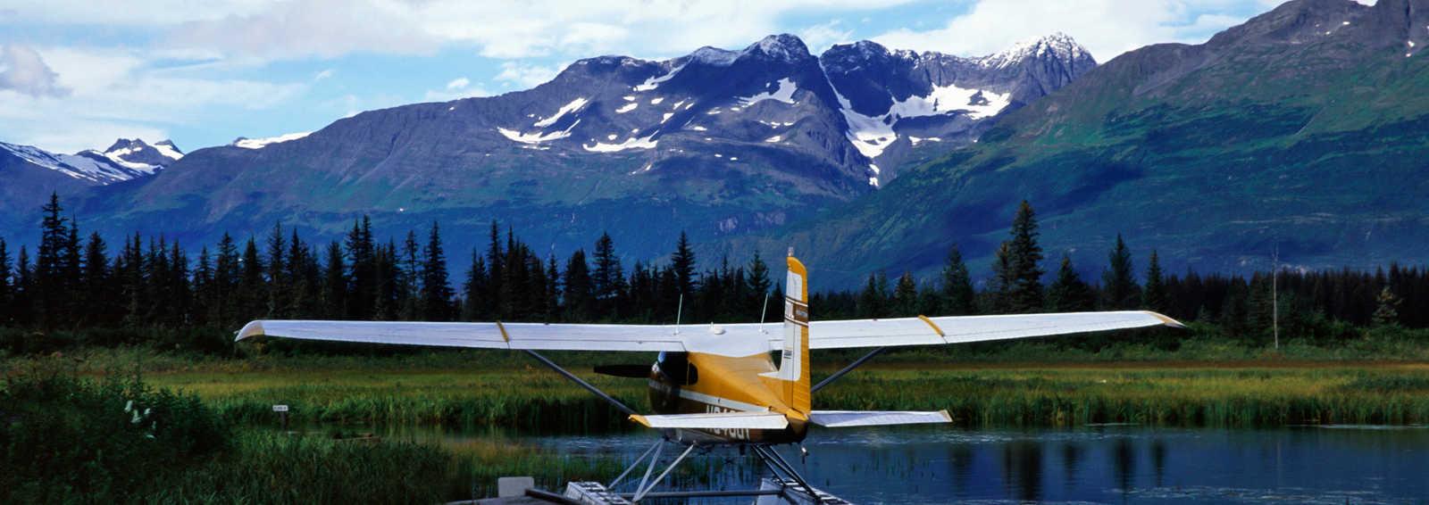 Seaplane, Alaska