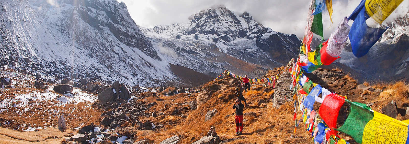 Annapurna Base Camp, Nepal