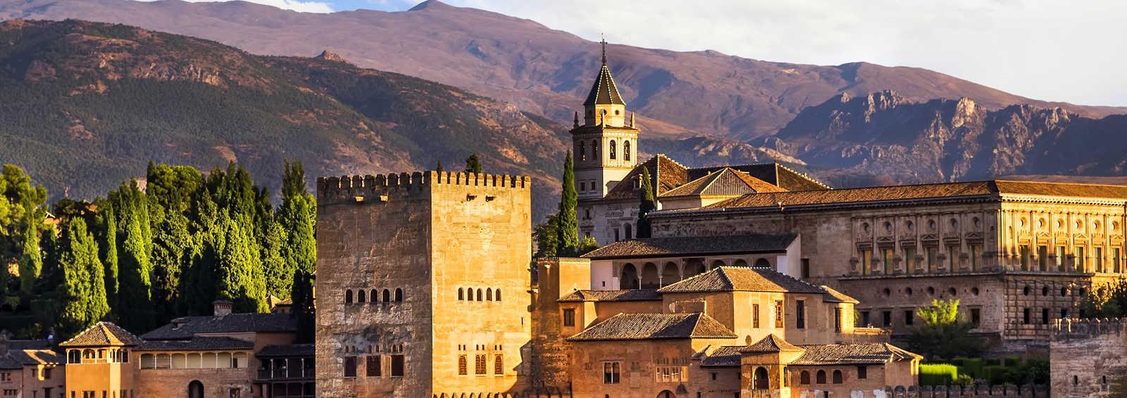 Alhambra, Granada, Spain