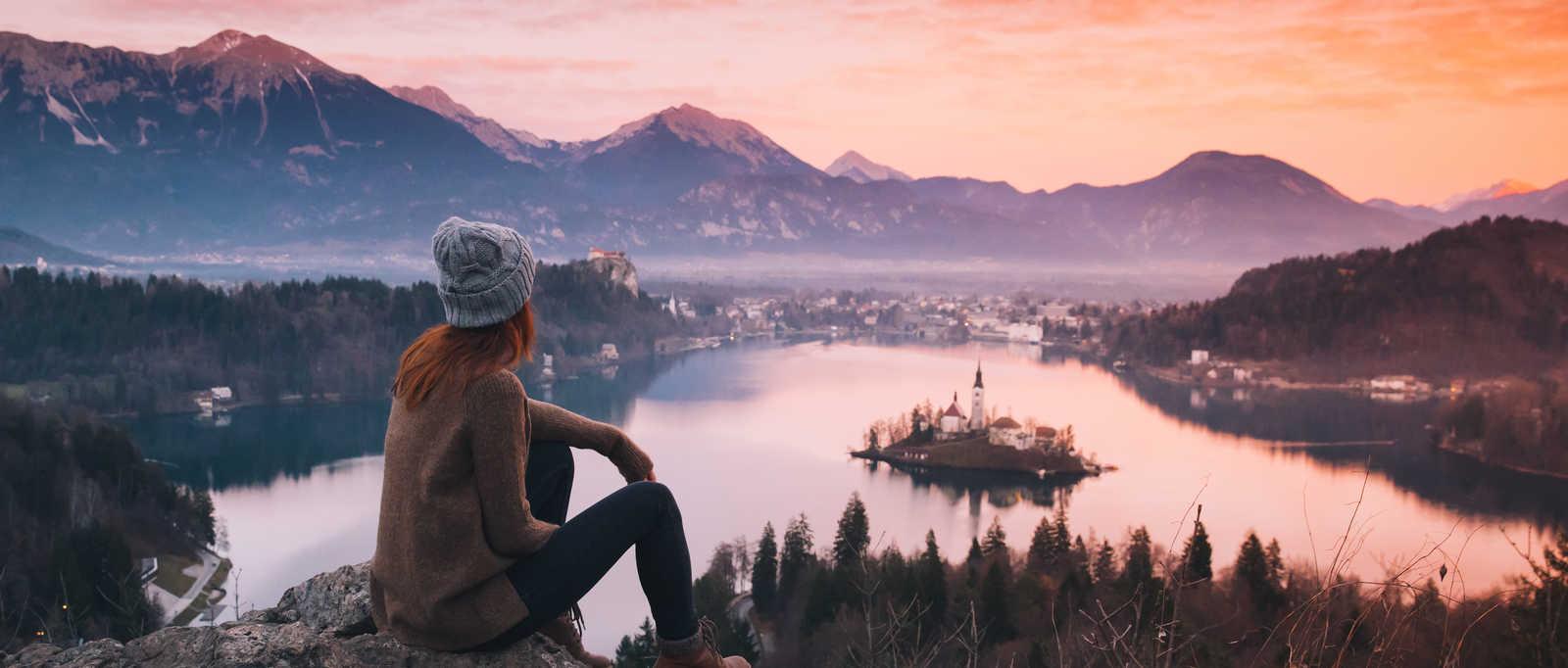 Solo Traveller in Slovenia