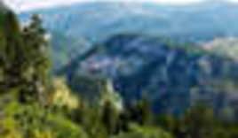 Walking the Rodopi Mountains
