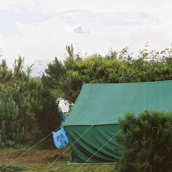 First Camp - 2600m