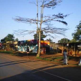 Shops on Entebbe Road