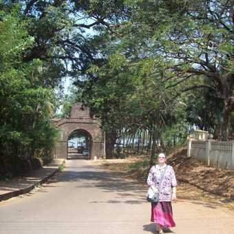 Viceroy's Arch, Old Goa