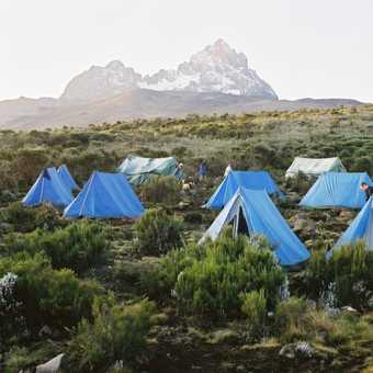Kikelewa Caves campsite