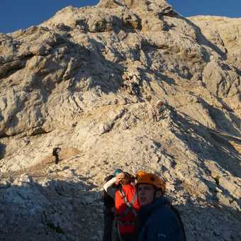 Day 5 - Start of our ascent of Triglav