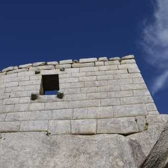 TEmple of the Sun, Machu Picchu
