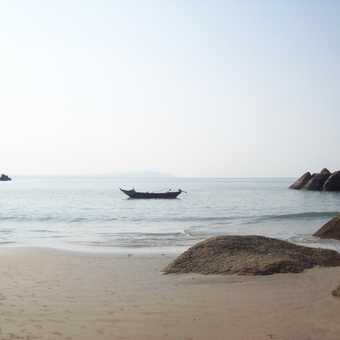 Honeymoon Beach, Palolem