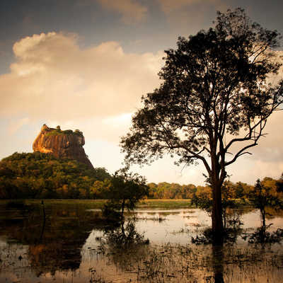 Sigiriya Lion Rock Fortress, Sri Lanka