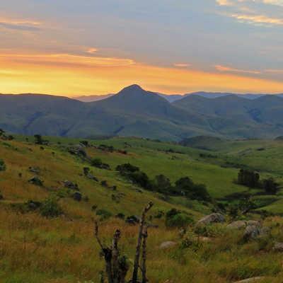Sentinel trail, Drakensberg