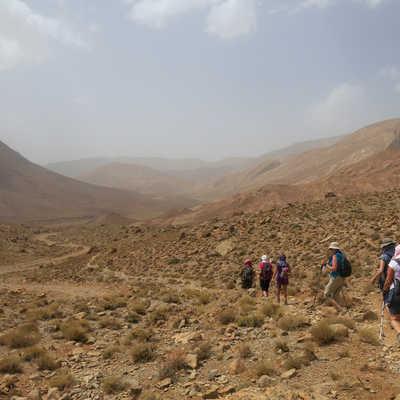Across the Atlas, Tijhza