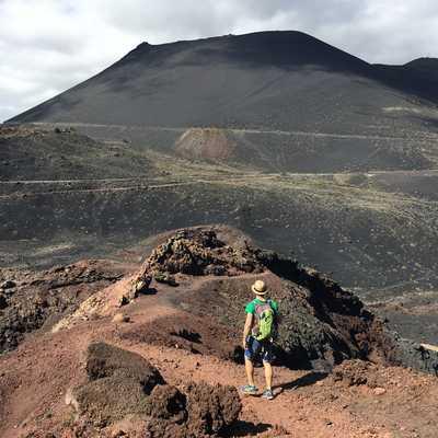 La Ruta de los Volcanes