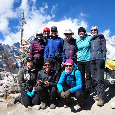 Kyanjin Ri, Langtang & Gosainkund Trek, Nepal