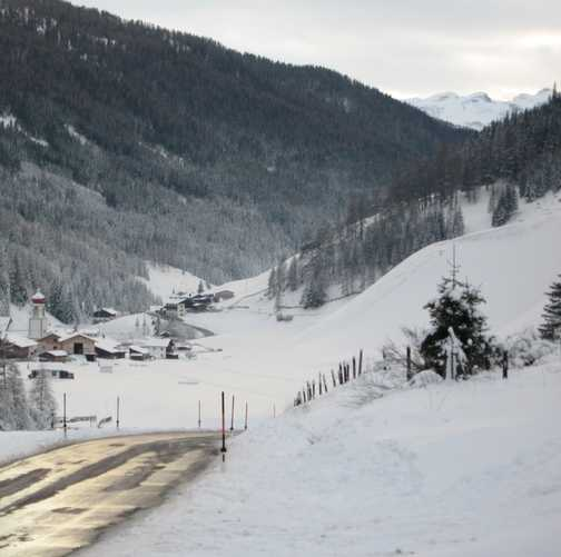 Day 3 Schmirn valley afternoon return