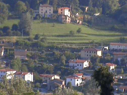 Beautiful view from Braccicorta