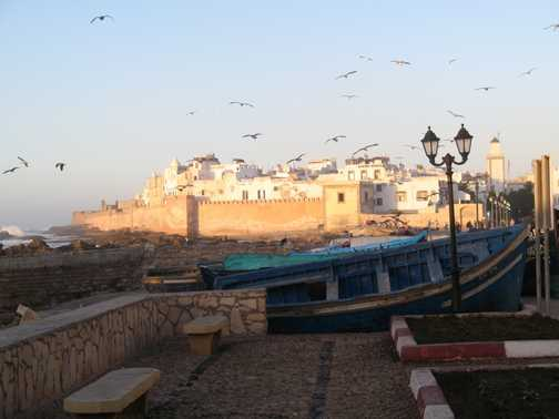 Essaouira by the sea