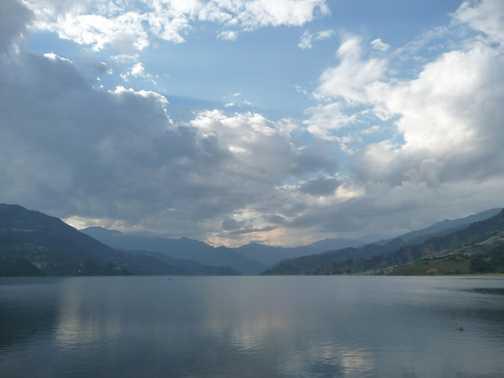 Lake, Pokhara