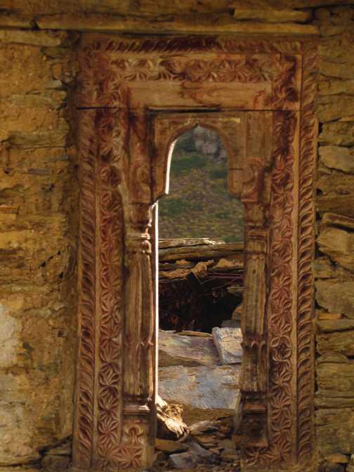 Carved Door Milam
