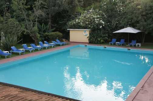Ilburu lodge pool - bliss!
