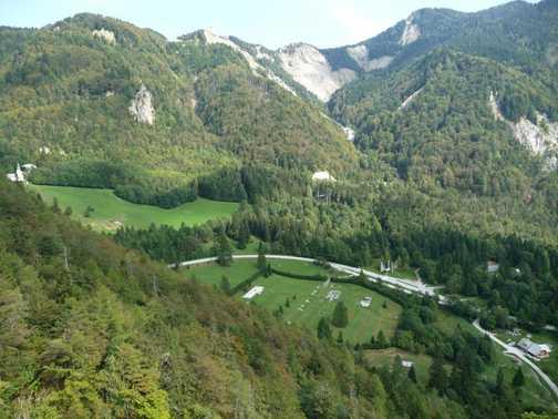 Day 1 - Ljubelj and the surrounding Karavanke Mountains