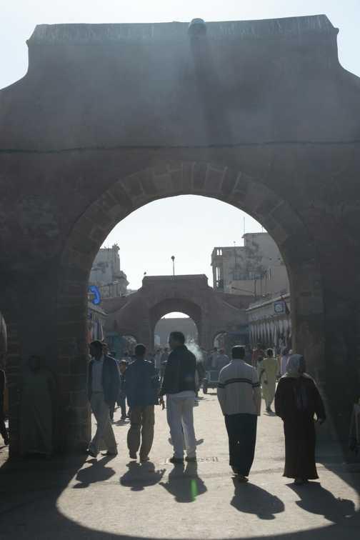 Rue Mohammed Zerktouni, Essaouira
