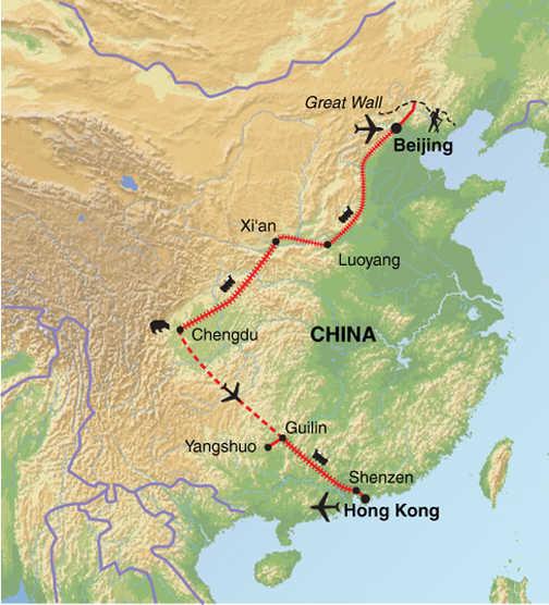 Map FIC