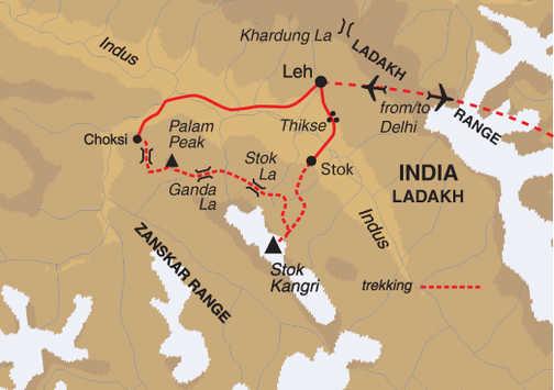 TGP Trip Map