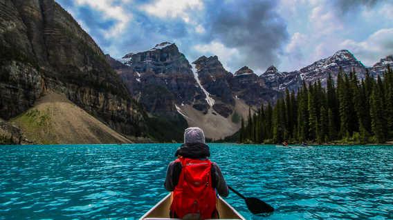 Kayaking, Canada