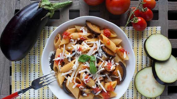 Sicilian Pasta alla Norma