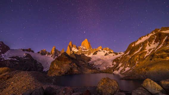 Mt. Fitzroy, Argentina.