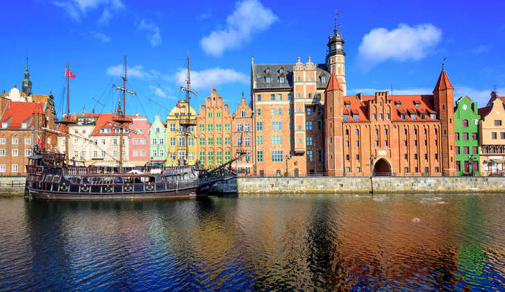 Historic Gdansk