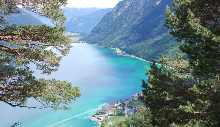 View of Achensee, Austria