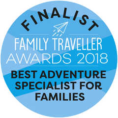 Exodus Nominated in Family Traveller Awards